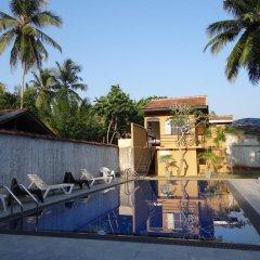 Отель Abeysvilla бассейн фото 2