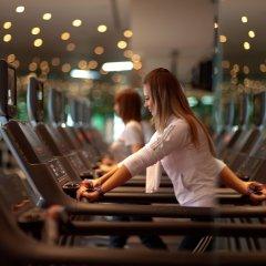 Отель Le Royal Hotels & Resorts - Amman фитнесс-зал фото 2