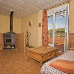 Отель Alojamiento Rural Sierra de Jerez комната для гостей фото 2