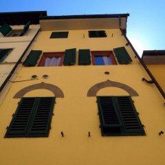Отель Home Sharing - Santa Croce Флоренция вид на фасад