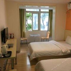 Отель 7 Days Inn Shenzhen Futian Bagua Third Road Branch Шэньчжэнь комната для гостей фото 2