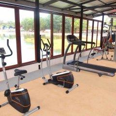 Отель Chabana Resort Пхукет фитнесс-зал фото 2