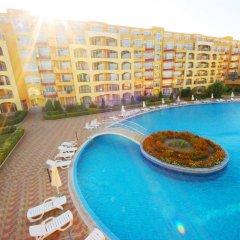 Отель Menada Grand Resort Apartments Болгария, Дюны - отзывы, цены и фото номеров - забронировать отель Menada Grand Resort Apartments онлайн бассейн