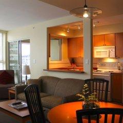 Отель 910 Beach Apartment Hotel Канада, Ванкувер - отзывы, цены и фото номеров - забронировать отель 910 Beach Apartment Hotel онлайн комната для гостей фото 4