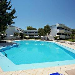 Отель Rhodes Lykia Boutique Родос бассейн фото 3