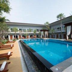 Отель Bora Bora Villa Phuket бассейн фото 2