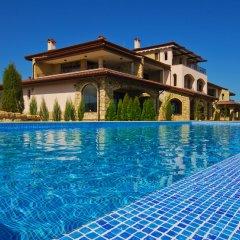 Отель BlackSeaRama Club Residence Болгария, Балчик - отзывы, цены и фото номеров - забронировать отель BlackSeaRama Club Residence онлайн бассейн фото 3