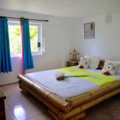 Отель Bora Vaite Lodge Французская Полинезия, Бора-Бора - отзывы, цены и фото номеров - забронировать отель Bora Vaite Lodge онлайн комната для гостей фото 3