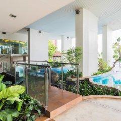 Отель Sky Walk Condominium By Favstay Таиланд, Бангкок - отзывы, цены и фото номеров - забронировать отель Sky Walk Condominium By Favstay онлайн бассейн