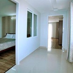 Апартаменты White Swan Apartment сауна