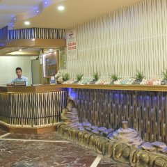 Söylemez Hotel интерьер отеля
