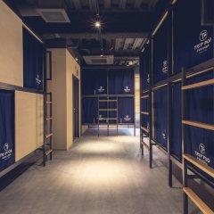 TRIP POD FUKUOKA -snack & bed- - Hostel Фукуока интерьер отеля фото 2