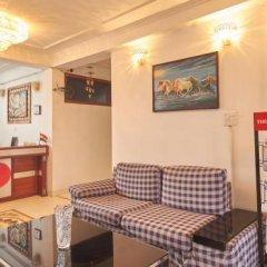 Отель Malik Continental Индия, Нью-Дели - отзывы, цены и фото номеров - забронировать отель Malik Continental онлайн интерьер отеля фото 3