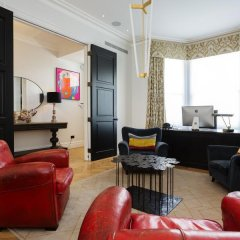 Отель Veeve Kingly Kensington 5 Bed House On Argyll Road Лондон комната для гостей фото 3