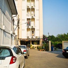 Отель S&P Service Apartment Таиланд, Бангкок - отзывы, цены и фото номеров - забронировать отель S&P Service Apartment онлайн парковка