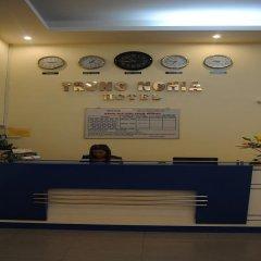 Trung Nghia Hotel Далат интерьер отеля фото 3