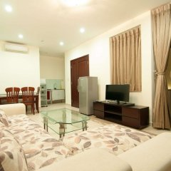 Апартаменты Song Hung Apartments комната для гостей фото 3