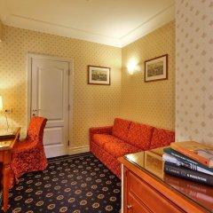 Grand Hotel Adriatico комната для гостей фото 6