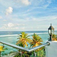Отель Eve Caurica Мальдивы, Мале - отзывы, цены и фото номеров - забронировать отель Eve Caurica онлайн балкон