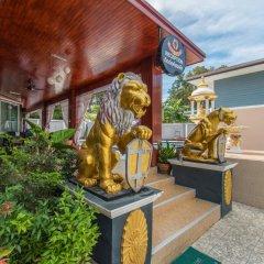 Отель Narnia Villa Pattaya балкон