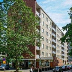 Отель Sato Hotelhome Kamppi Хельсинки парковка