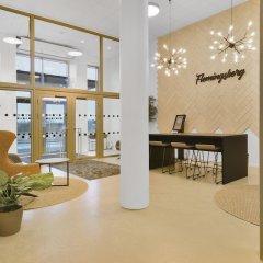Отель Forenom Aparthotel Stockholm Flemingsberg спа