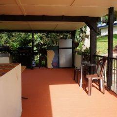 Отель Hacienda Moyano балкон