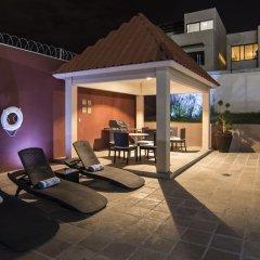 Отель Candlewood Suites Queretaro Juriquilla спортивное сооружение
