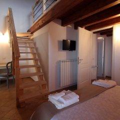 Отель B&B I 4 Sentieri Кастель-Сан-Пьетро-Романо комната для гостей фото 5