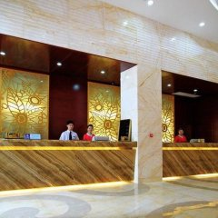 The Egret Hotel - Xiamen Сямынь интерьер отеля фото 2