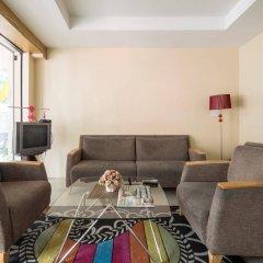 Отель Talai Suites Бангкок комната для гостей фото 4