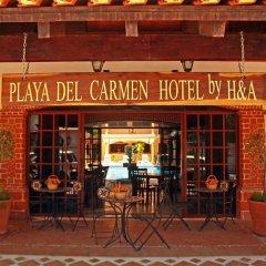 SC Hotel Playa del Carmen питание
