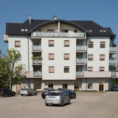 Апартаменты Mala Italia Apartments парковка