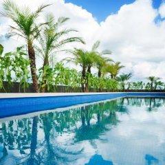 Отель Opal Suites Мексика, Плая-дель-Кармен - отзывы, цены и фото номеров - забронировать отель Opal Suites онлайн бассейн