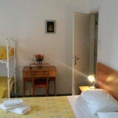 Hotel Villa Franco Римини комната для гостей фото 3
