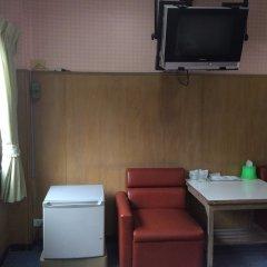 Green Hotel Бангкок удобства в номере фото 2