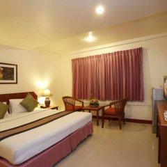 Отель Orchid Resortel комната для гостей