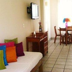 Отель Boutique Catedral Vallarta Пуэрто-Вальярта комната для гостей фото 2