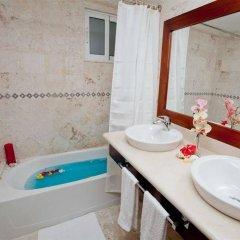 Отель Punta Blanca Golf & Beach Resort Доминикана, Пунта Кана - отзывы, цены и фото номеров - забронировать отель Punta Blanca Golf & Beach Resort онлайн ванная