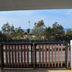 Отель Parco Degli Emiri Скалея балкон