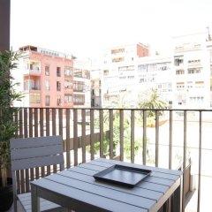 Отель Tendency Rambla Catalunya балкон
