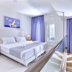 Отель Zephyros Beach комната для гостей фото 2