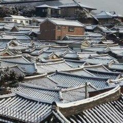 Отель Gaonjae Hanok Guesthouse Южная Корея, Сеул - отзывы, цены и фото номеров - забронировать отель Gaonjae Hanok Guesthouse онлайн спортивное сооружение