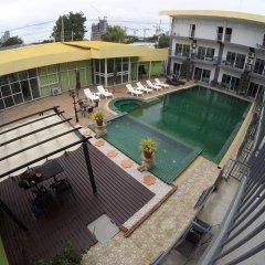 Отель Central Pattaya Garden Resort Таиланд, Паттайя - отзывы, цены и фото номеров - забронировать отель Central Pattaya Garden Resort онлайн балкон