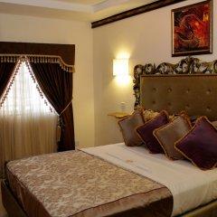 Отель Calabar Harbour Resort SPA Калабар сейф в номере