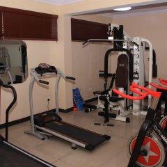 Owu Crown Hotel фитнесс-зал