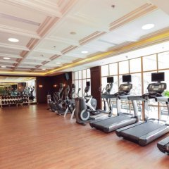 Отель Vinpearl Resort & Spa Ha Long фитнесс-зал фото 2
