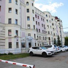 Kupe Capsule Hotel & Hostel парковка