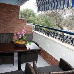 Отель Philoxenia Village Греция, Пефкохори - отзывы, цены и фото номеров - забронировать отель Philoxenia Village онлайн балкон