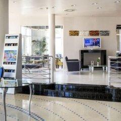 Отель Savoia Hotel Rimini Италия, Римини - 7 отзывов об отеле, цены и фото номеров - забронировать отель Savoia Hotel Rimini онлайн интерьер отеля фото 2